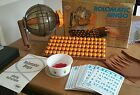 Vintage  Lowe BINGO Rolomatic Game