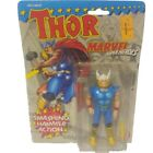 Thor Hammer Action Marvel Super Heroes 1991 Action Figure Toy Biz