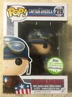 Marvel Captain America 2017 Spring Convention Exclusives Pop Funko WWII WW2 ECCC