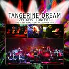 Tangerine Dream Zeitgeist Concert-Live At The Royal Al 3 CD NEW sealed