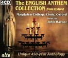 Magdalen College Choir English Anthem Anthology 4 CD NEW sealed