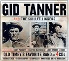 Gid Tanner & The Skillet Lickers box set 4 CD NEW sealed