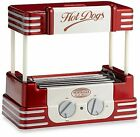 Electrics Retro Series Hot Dog Roller Cooker Machine Maker Easy Party Food Grill