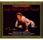 Shostakovich Bryjak Behnke Heinzel Lady Macbeth Of The Mzensk District 3 CD NEW