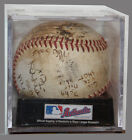 Ultra Pro UV Baseball Cube case Holder with stand Ball with Autograps