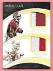 2016 Panini Immaculate Collegiate Football Cards - Checklist Added 9