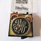 Excellent Vintage Weight Watchers 10lb Pin Award Set Complete with Rhinestones