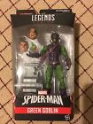 2017 Marvel Legends Green Goblin With BAF Spiderman Series VHTF New