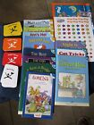 HOOKED ON PHONICS Learn To Read POSTERS BOOKS STICKERS and CARDS