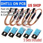 1X DHT11 Temperature and Relative Humidity Sensor Module for arduino
