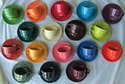 17 Homer Laughlin Fiestaware cups and saucer from 2002 to 2016