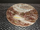 Olde English Countryside Dinner Plate 10