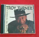 Handful of Aces by Troy Turner (CD, Jul-1992, Wild Dog Blues)*PROMO CD*