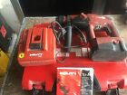Hilti TE 2-A. 24 Volt cordless SDS hammer drill Battery Charger/case
