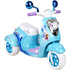 3-Wheel Scooter 6-Volt Battery-Powered Ride-On Child Toy Graphics Sturdy Durable