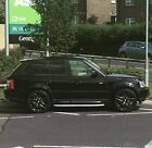 LARGER PHOTOS: Range Rover Sport Black (57 Plate) No Reserve