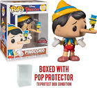 Ultimate Funko Pop Pinocchio Figures Checklist and Gallery 11