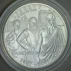 2007 Jamestown 400th BU Commemorative Silver Dollar US Mint Coin ONLY