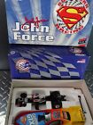 Action 1999 John Force Superman Signed Mustang NHRA 124 Scale Diecast Funny Car