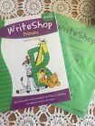 Writeshop Primary Book B Teachers Guide And Activity Set Worksheet Pack NEW NWT
