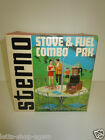 Vintage Sterno Stove NOS Single Burner Folding Stove Camping Cooking