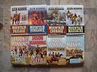LOT OF 16 WESTERNS JASON MANNING LYLE BRANDT The Lawman