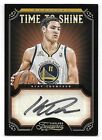12 13 Timeless Treasures Time To Shine #5 Klay Thompson Autograph RC #156 199
