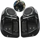 Lower Vented Leg Fairing + 65 Speakers W Grills For Harley Touring 2014 2018