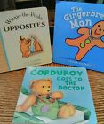 Dolly Parton Imagination Library Books, Winnie the Pooh, Gingerbread Man, 1 more