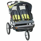 Baby Trend Expedition Double Jogger Stroller Carbon Strollers Accessories