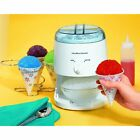 Electric Snow Cone Ice Mixed Drinks Maker Crusher Shaver Machine Hamilton Beach