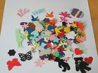 539 die cuts paper cardstock punches assorted flowers and more 160 pc