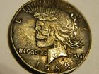 1922 Peace Dollar Two Face Coin Hobo Nickel NR No Reserve Lot 1109