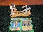 Starting Lineup 1989 open Don Mattingly (Yankees/Wade Boggs (Red Sox) one on one