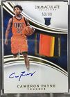 2015-16 Panini Immaculate Basketball Cards 9