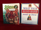 Bob Jones Science 2 Student Bk 2nd Ed  What Your 2nd Grader Needs to Know BJU