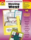 History Pockets Moving West Grades 4 6 By Evan Moor Educational Publishers