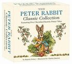 The Peter Rabbit Classic Collection A Board Book Box Set By Potter Beatrix