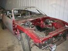 1992 CAMARO 25TH ANNIVERSARY CONVERTIBLE PROJECT BODY CHASSIS SOLID CLEAN