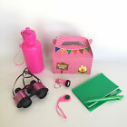 Camping Girl Goodie Bags Camping Birthday Pre made Bags Camping Favors