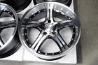 18 5x112 Polished Rims Fits Mercedes Benz S Class S600 S430 S320 5 Lug Wheels