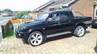 2002 MITSUBISHI L200 WARRIOR LWB BLACK