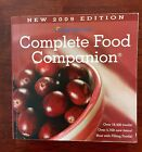 Weight Watchers COMPLETE FOOD COMPANION 2009 Edition 566 Pages