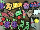 Lot 20 NEW Crafts Chunky animal kids Foam Stamps classroom Assorted art projects