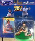 Mark McGwire Cardinals HR Record Starting  Lineup 1997 Figure - NIP - SEALED!
