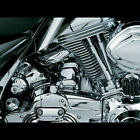 Harley-Davidson FLHRI Road King 1999-2006Starter Cover Chrome by Kuryakyn