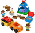 Fisher Price Little People Going Camping Playset