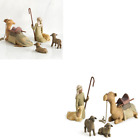 Willow Tree Shepherd Stable Animals Nativity Set Christmas Camel Sh