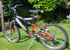 Emmelle Reactor Junior Mountain Bike Full Suspension and gears front and back