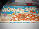 Vintage 1981 Parker Brothers Alphabet Soup Family Board Game Ages 4 8 Children